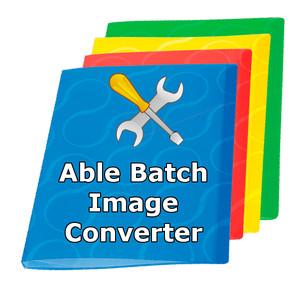 Able Batch Image Converter